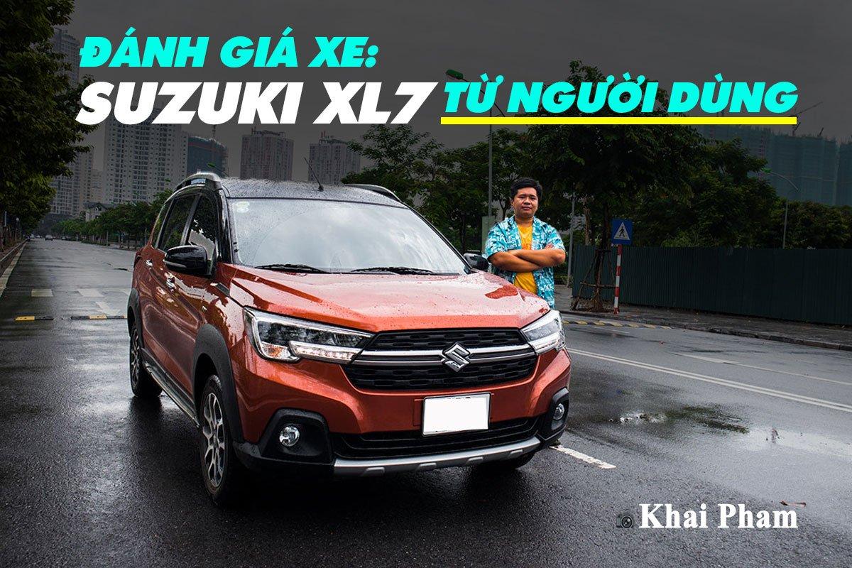 Đánh giá xe Suzuki XL7 từ người dùng: a2