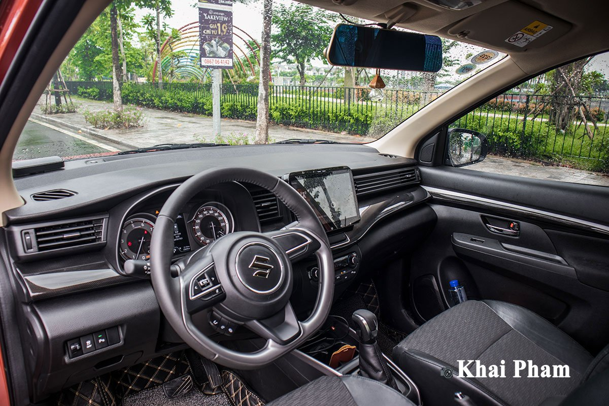 Đánh giá xe Suzuki XL7 từ người dùng a6
