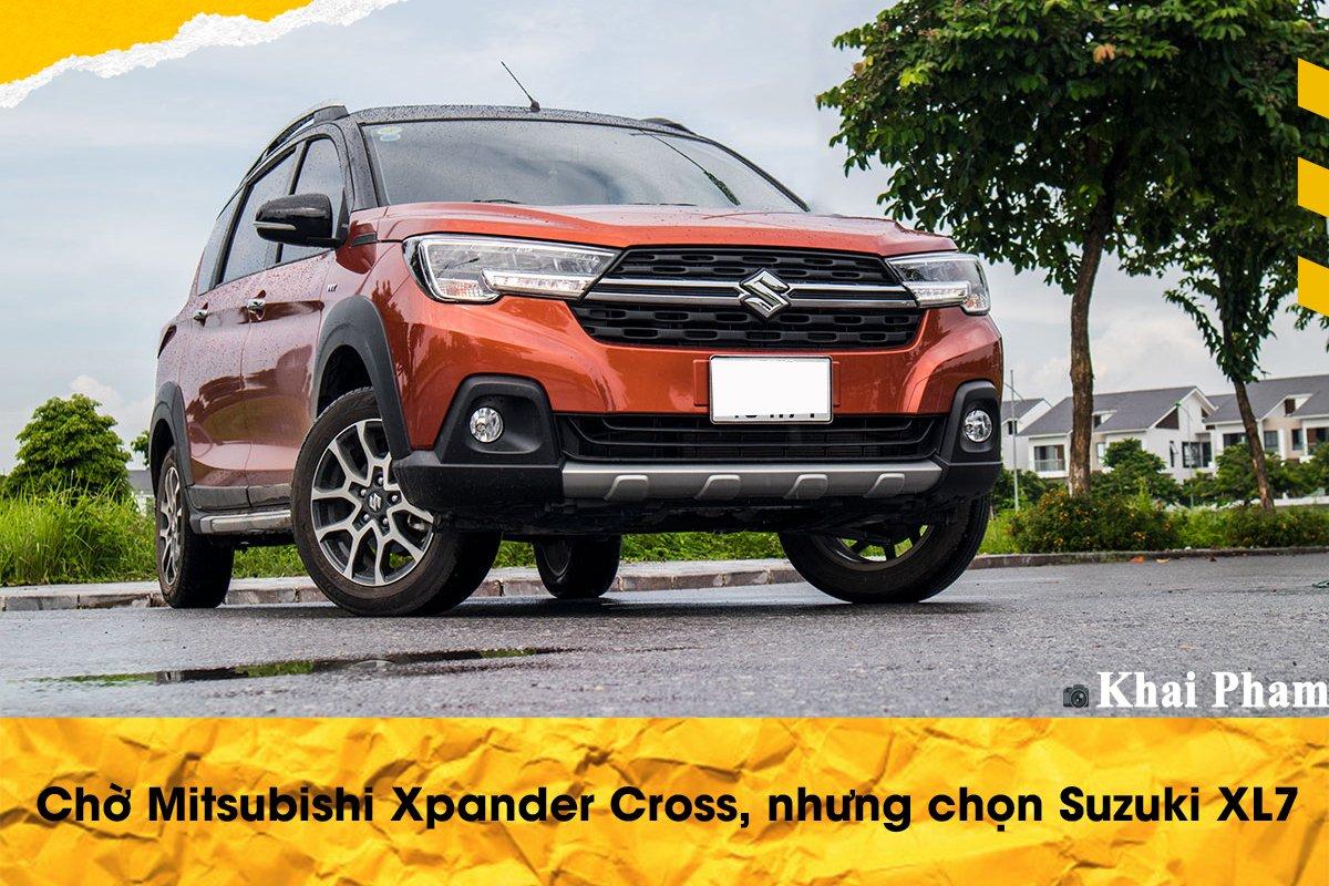 Đánh giá xe Suzuki XL7 từ người dùng: a3