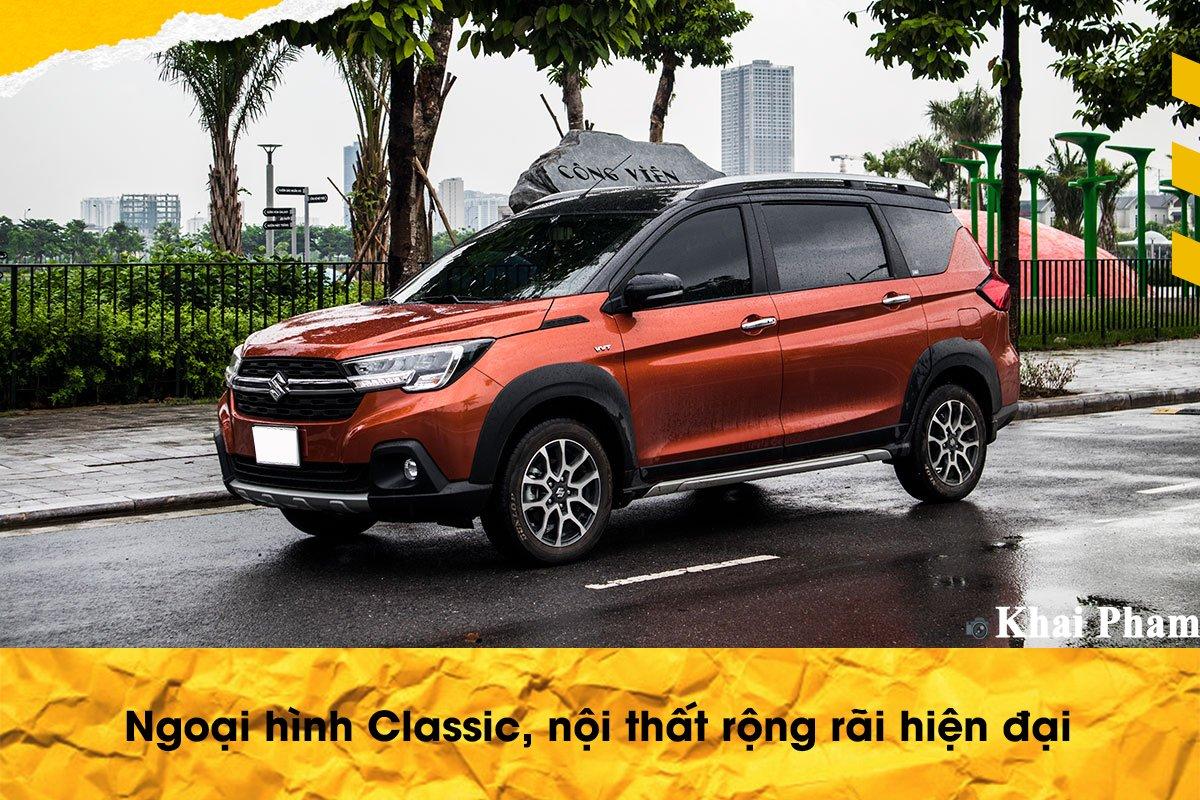 Đánh giá xe Suzuki XL7 từ người dùng: a5