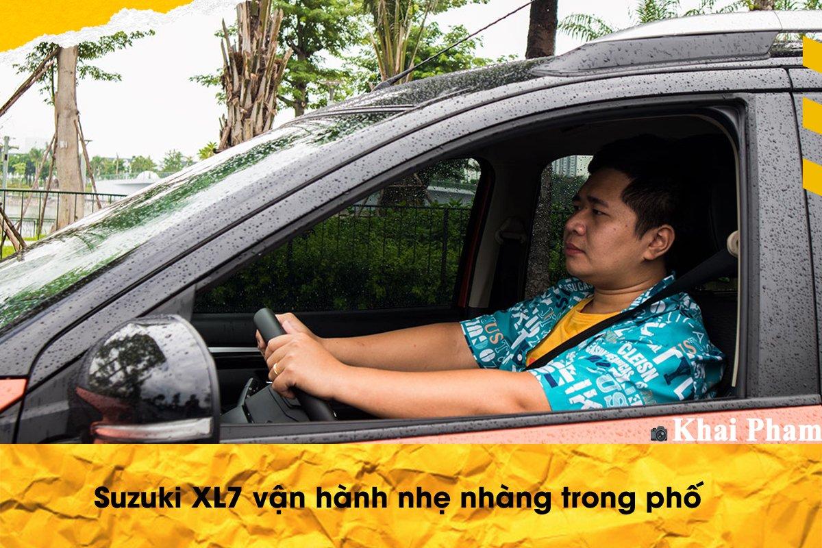 Đánh giá xe Suzuki XL7 từ người dùng a7