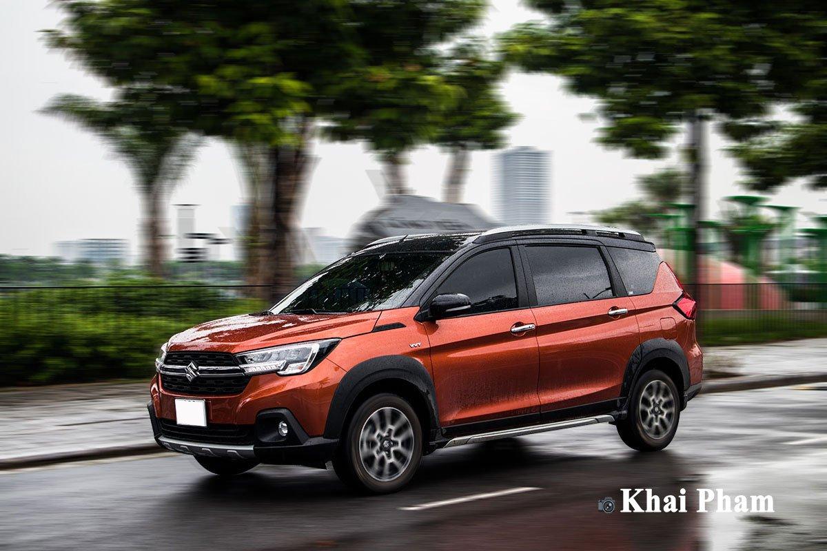 Đánh giá xe Suzuki XL7 từ người dùng a80