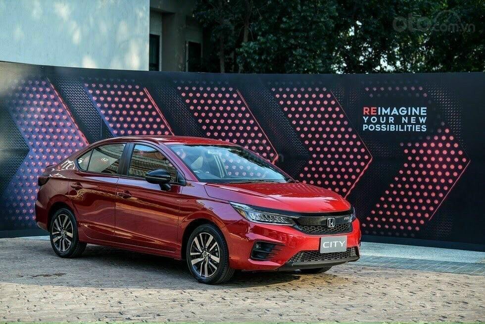 [Honda Bắc Ninh] Honda City 2020 khuyến mãi cực lớn xe giao sớm (2)