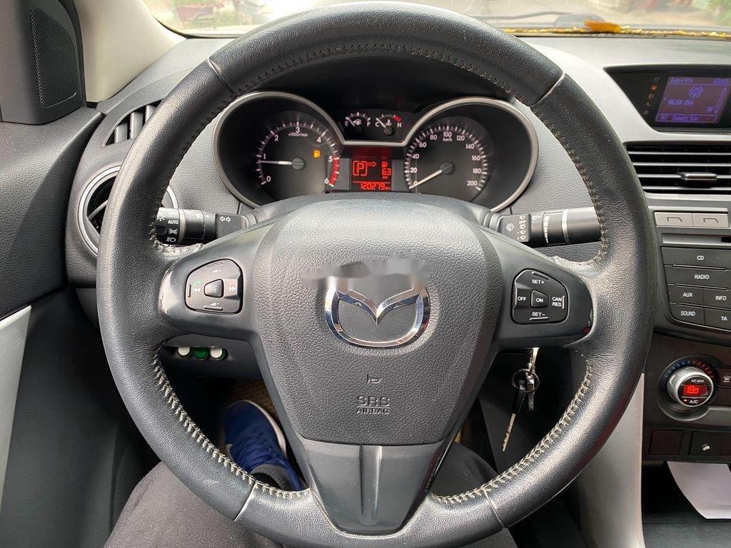 Chính chủ bán Mazda BT 50 năm sản xuất 2015, màu vàng, xe nhập (6)