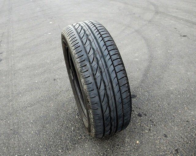 Lốp không định hướng.