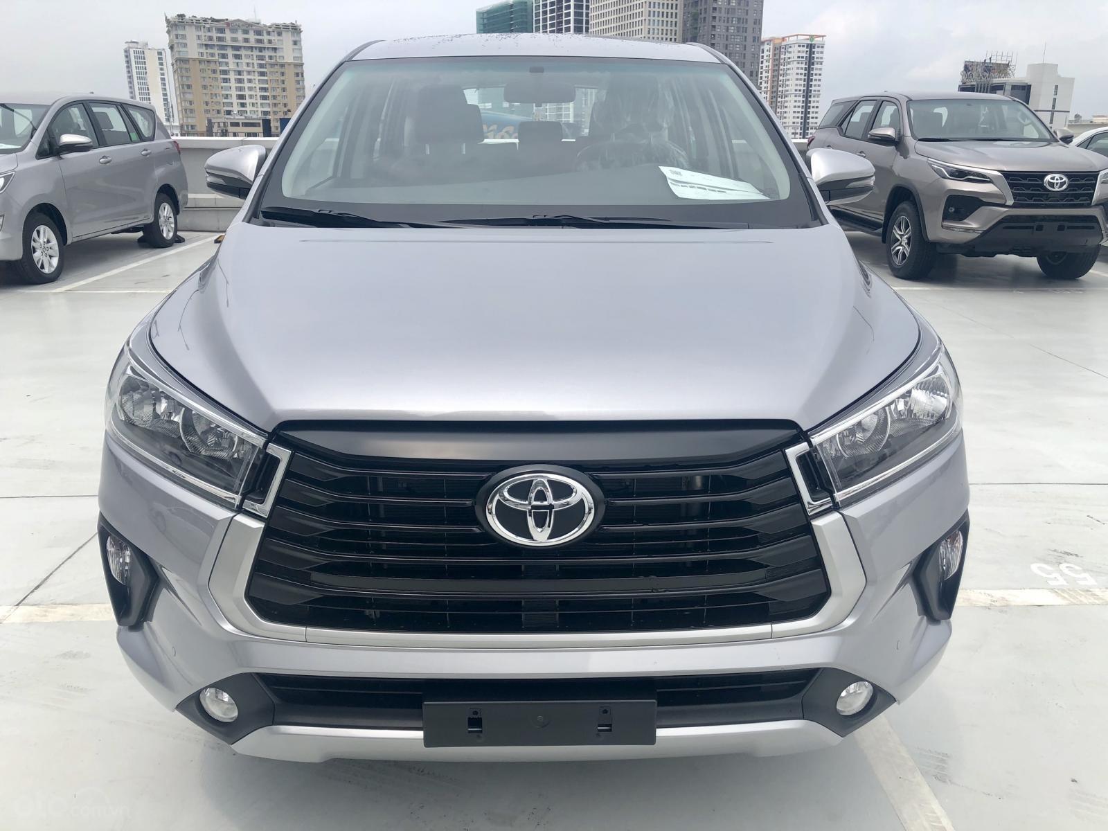 Toyota Innova 2021, tặng 3 năm bảo dưỡng, đủ màu, giao ngay, chỉ cần 175tr có xe (1)