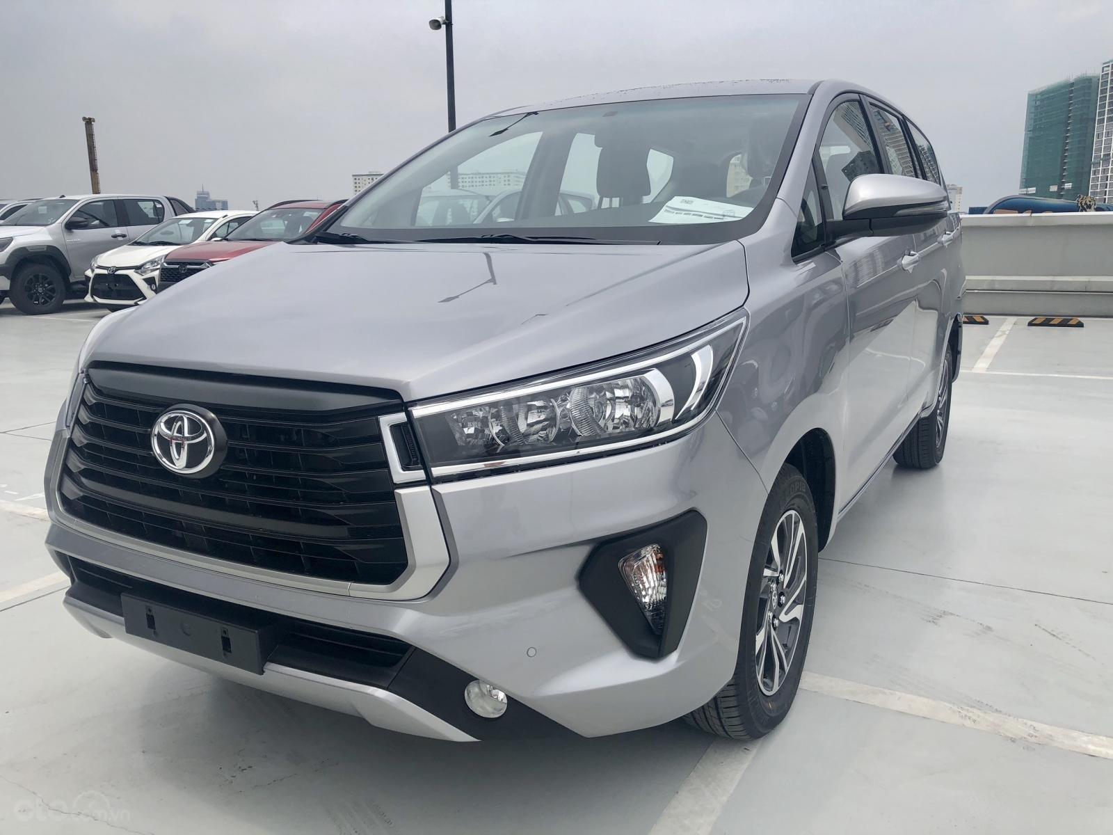 Toyota Innova 2021, tặng 3 năm bảo dưỡng, đủ màu, giao ngay, chỉ cần 175tr có xe (2)