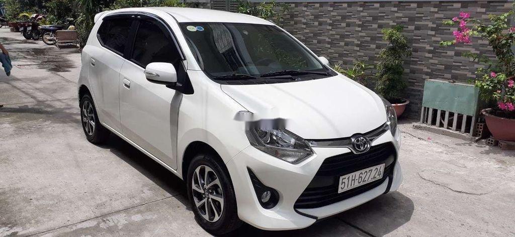 Bán ô tô Toyota Wigo sản xuất năm 2020, màu trắng, giá chỉ 365 triệu (1)
