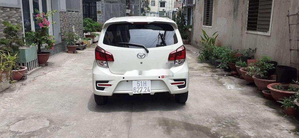 Bán ô tô Toyota Wigo sản xuất năm 2020, màu trắng, giá chỉ 365 triệu (2)
