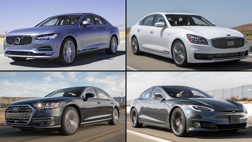 Những mẫu sedan tốt nhất năm 2020.
