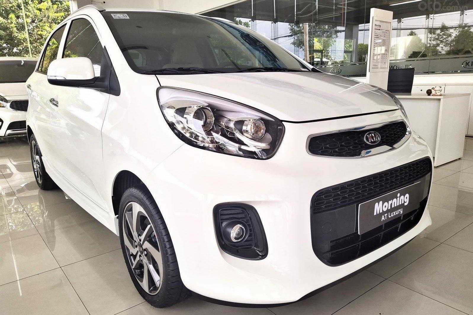 Kia Morning đang bán tại Việt Nam 1