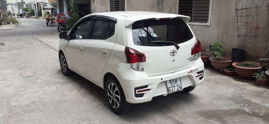 Bán ô tô Toyota Wigo sản xuất năm 2020, màu trắng, giá chỉ 365 triệu (3)