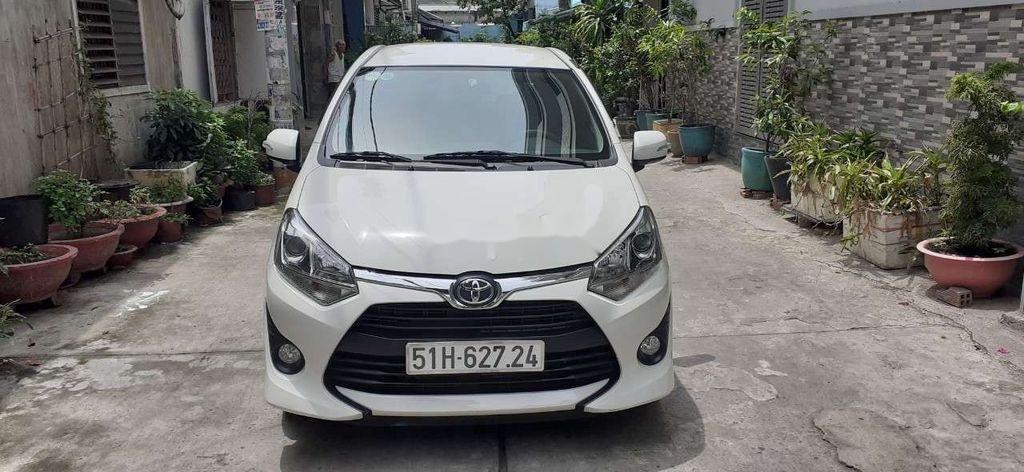 Bán ô tô Toyota Wigo sản xuất năm 2020, màu trắng, giá chỉ 365 triệu (5)