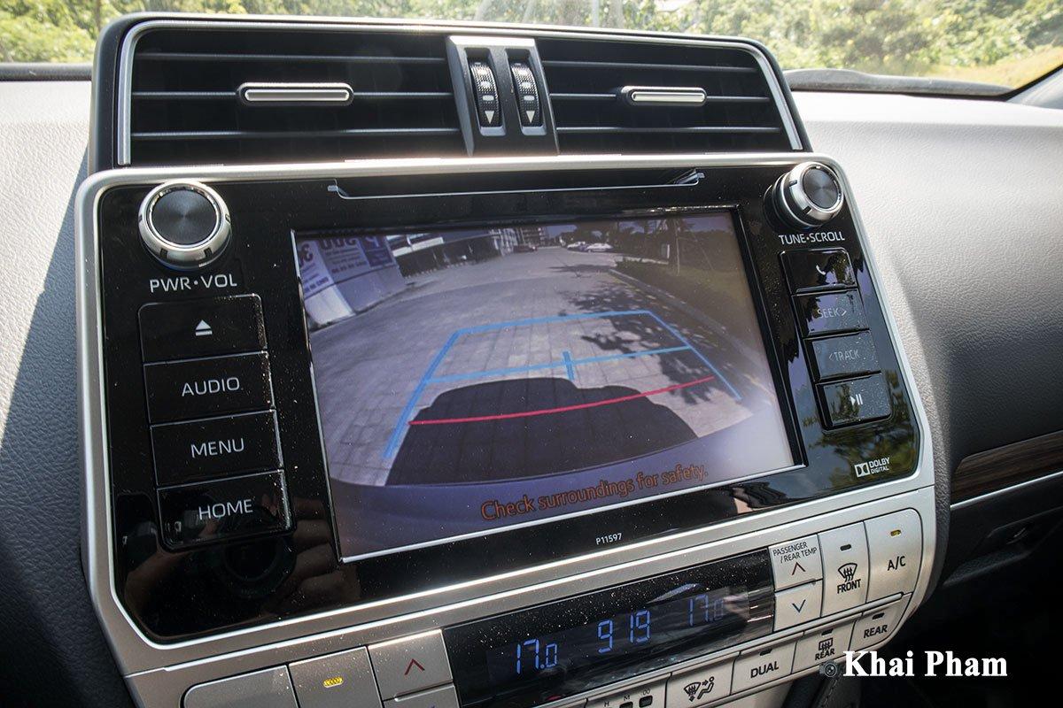 Ưu nhược điểm xe Toyota Land Cruiser Prado 2020 a9