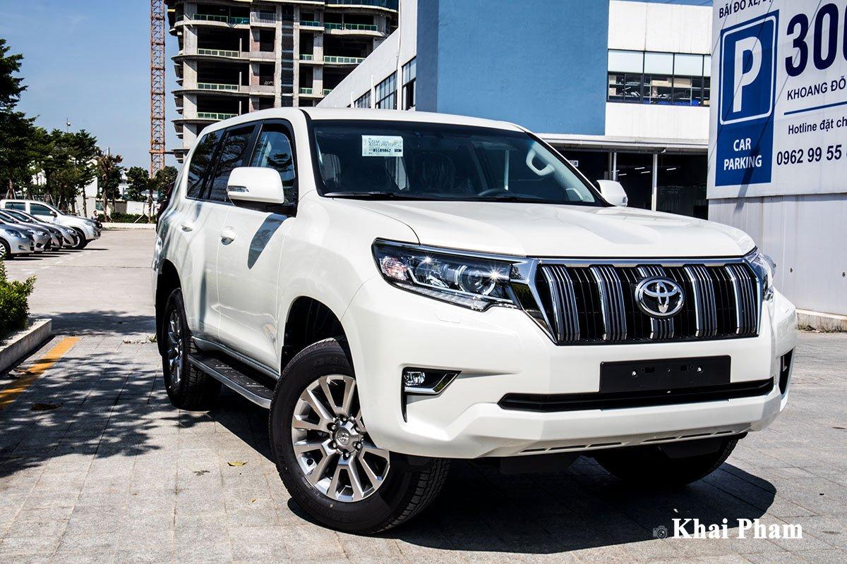 Ưu nhược điểm xe Toyota Land Cruiser Prado 2020 a2