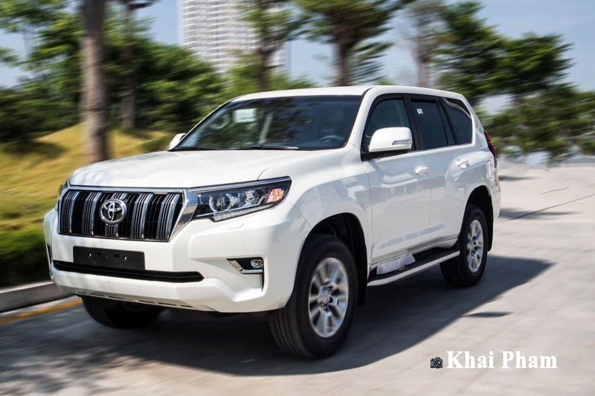 Ưu nhược điểm xe Toyota Land Cruiser Prado 2020 a4