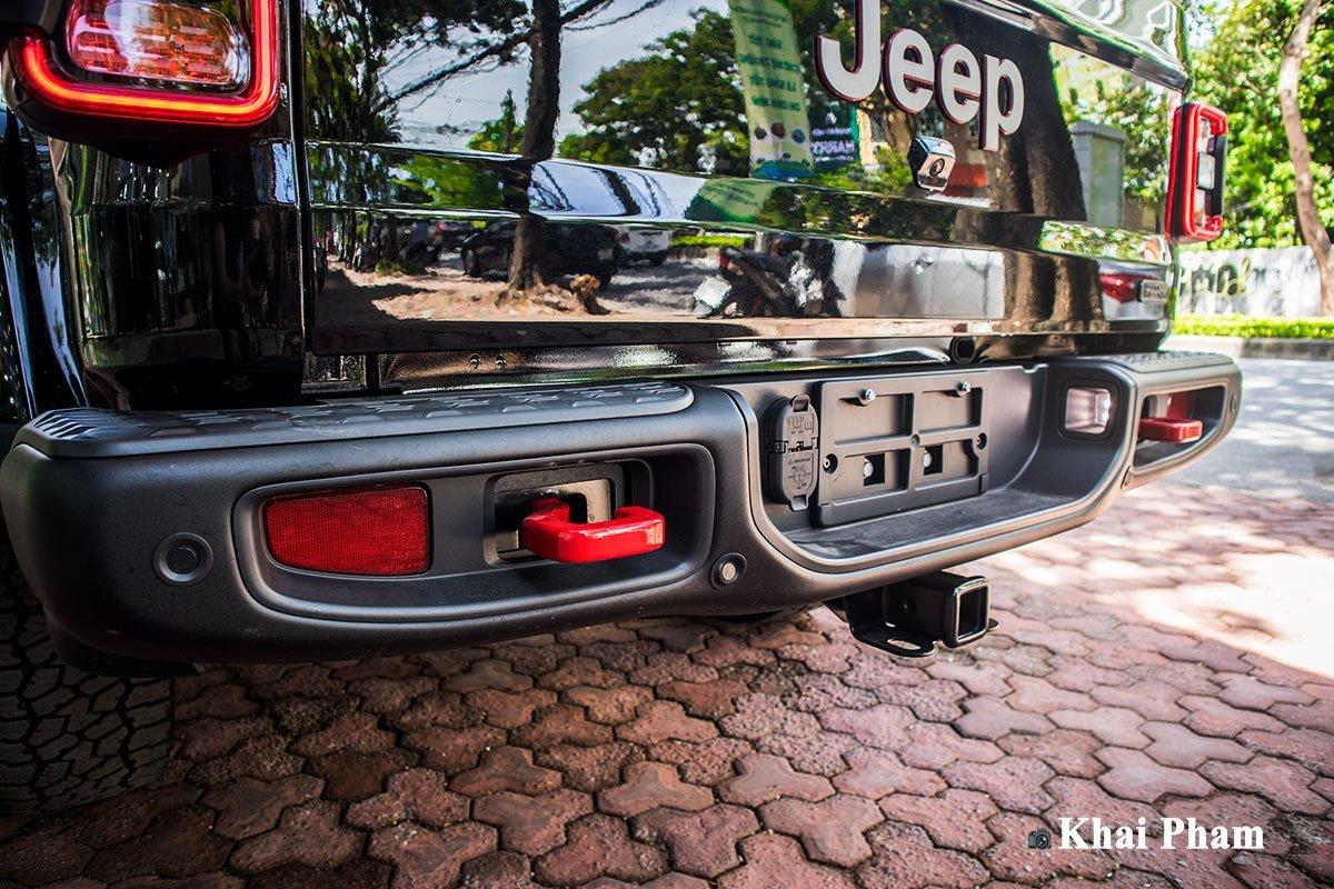 Ngoại thất Jeep Gladiator - Ảnh 4.