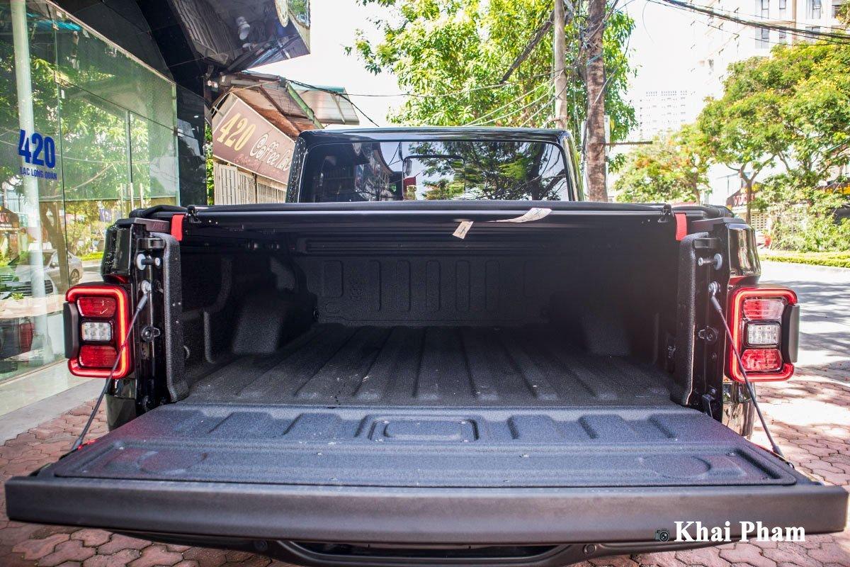 Ngoại thất Jeep Gladiator - Ảnh 6.