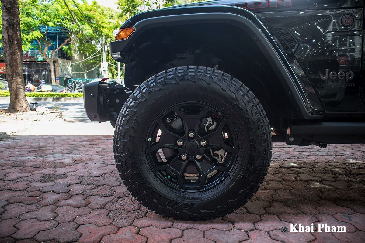 Ngoại thất Jeep Gladiator - Ảnh 7.