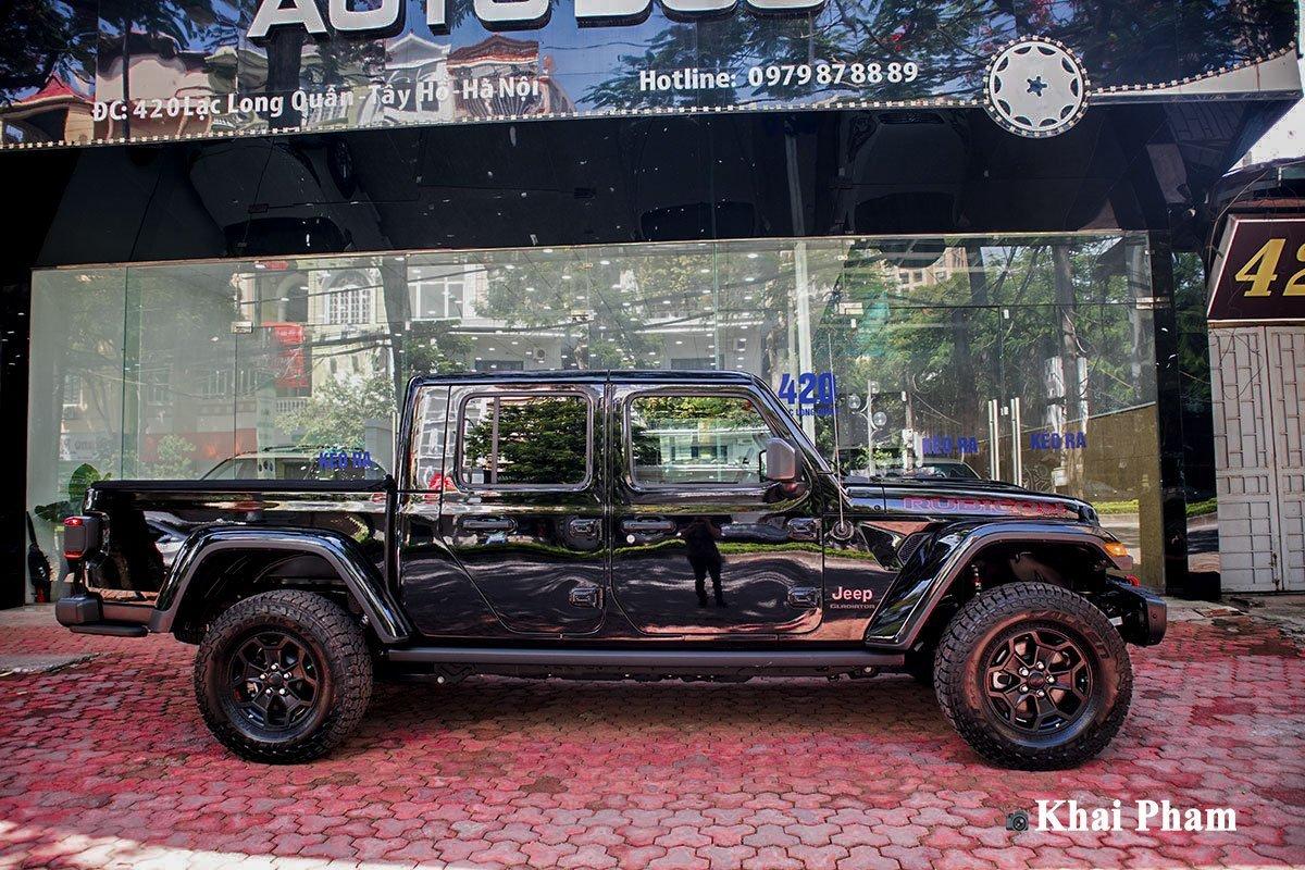 Ngoại thất Jeep Gladiator - Ảnh 5.