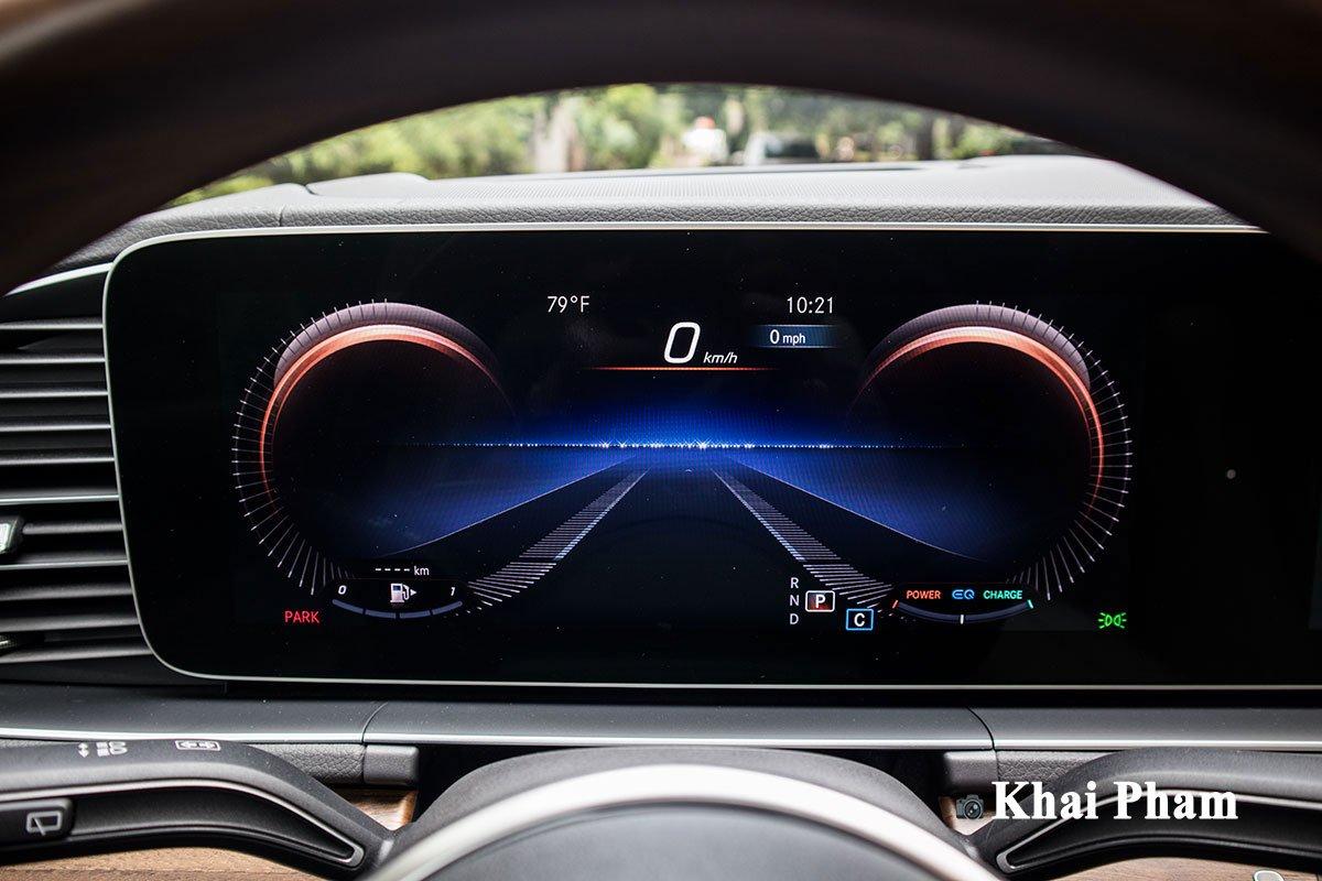 Ảnh Đồng hồ xe Mercedes-Benz GLS450 4Matic 2020