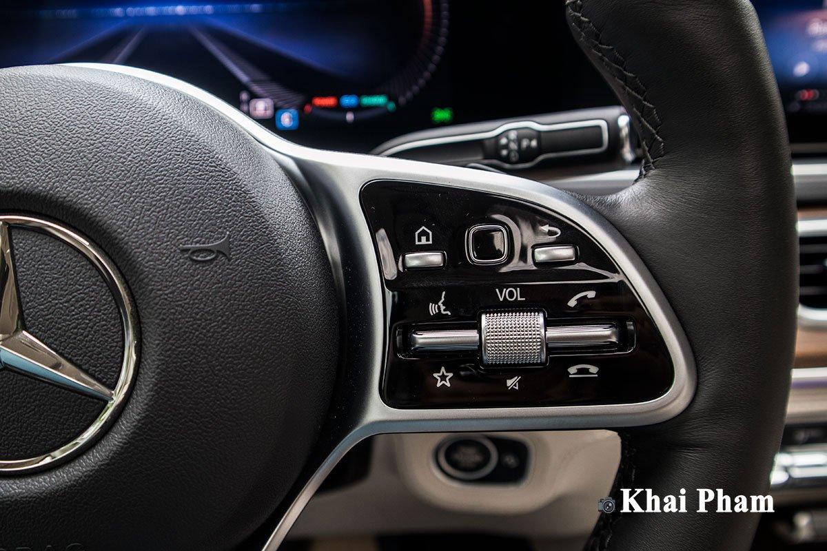 Ảnh Nút bấm xe Mercedes-Benz GLS450 4Matic 2020
