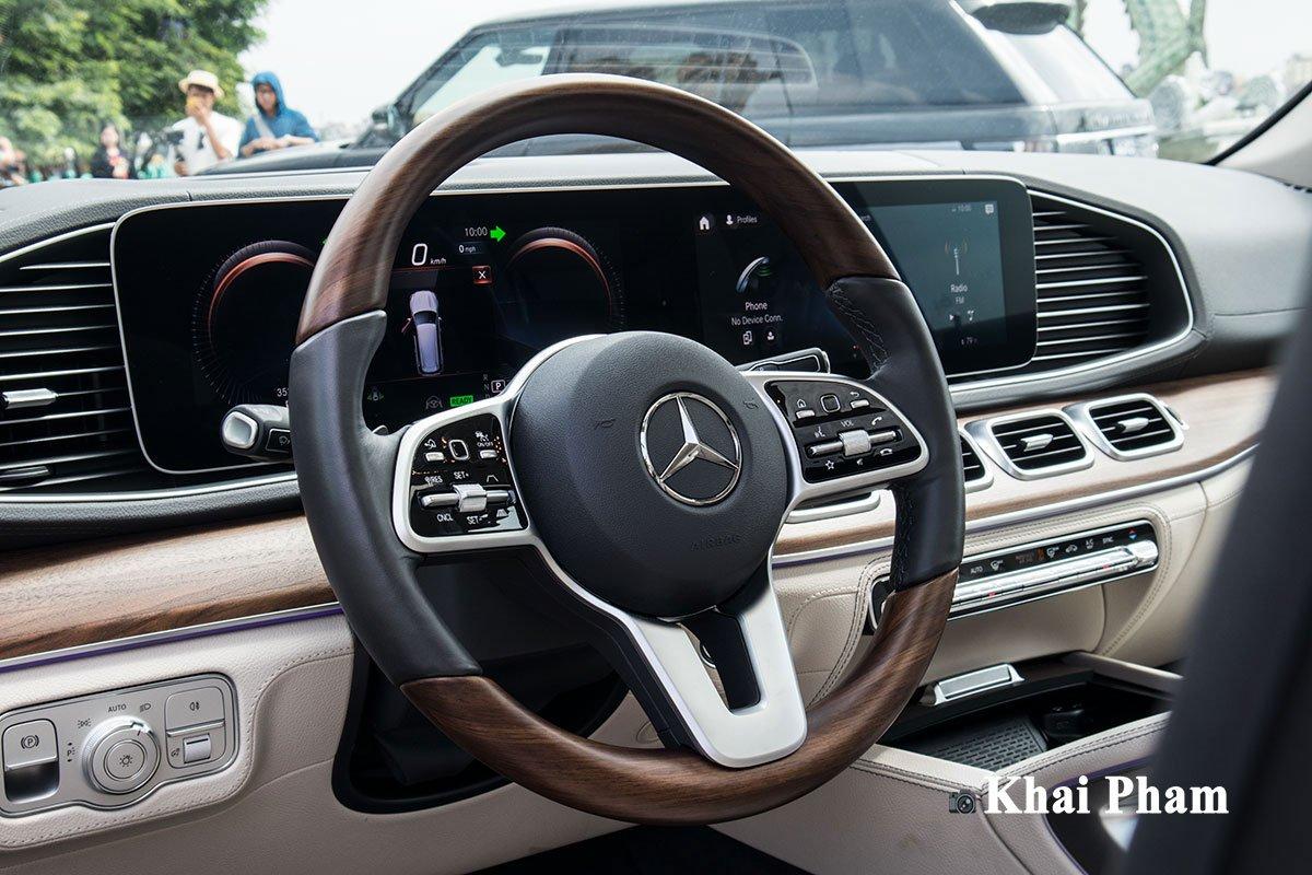 Ảnh Vô-lăng xe Mercedes-Benz GLS450 4Matic 2020