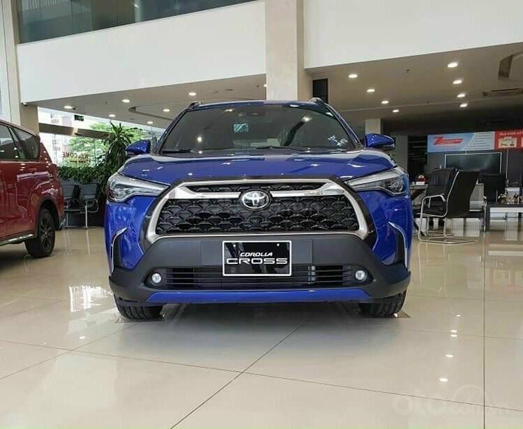 Toyota Cross 1.8V CVT 2020, sang trọng, đẳng cấp (1)