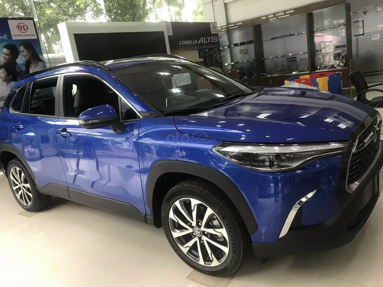 Toyota Cross 1.8V CVT 2020, sang trọng, đẳng cấp (3)