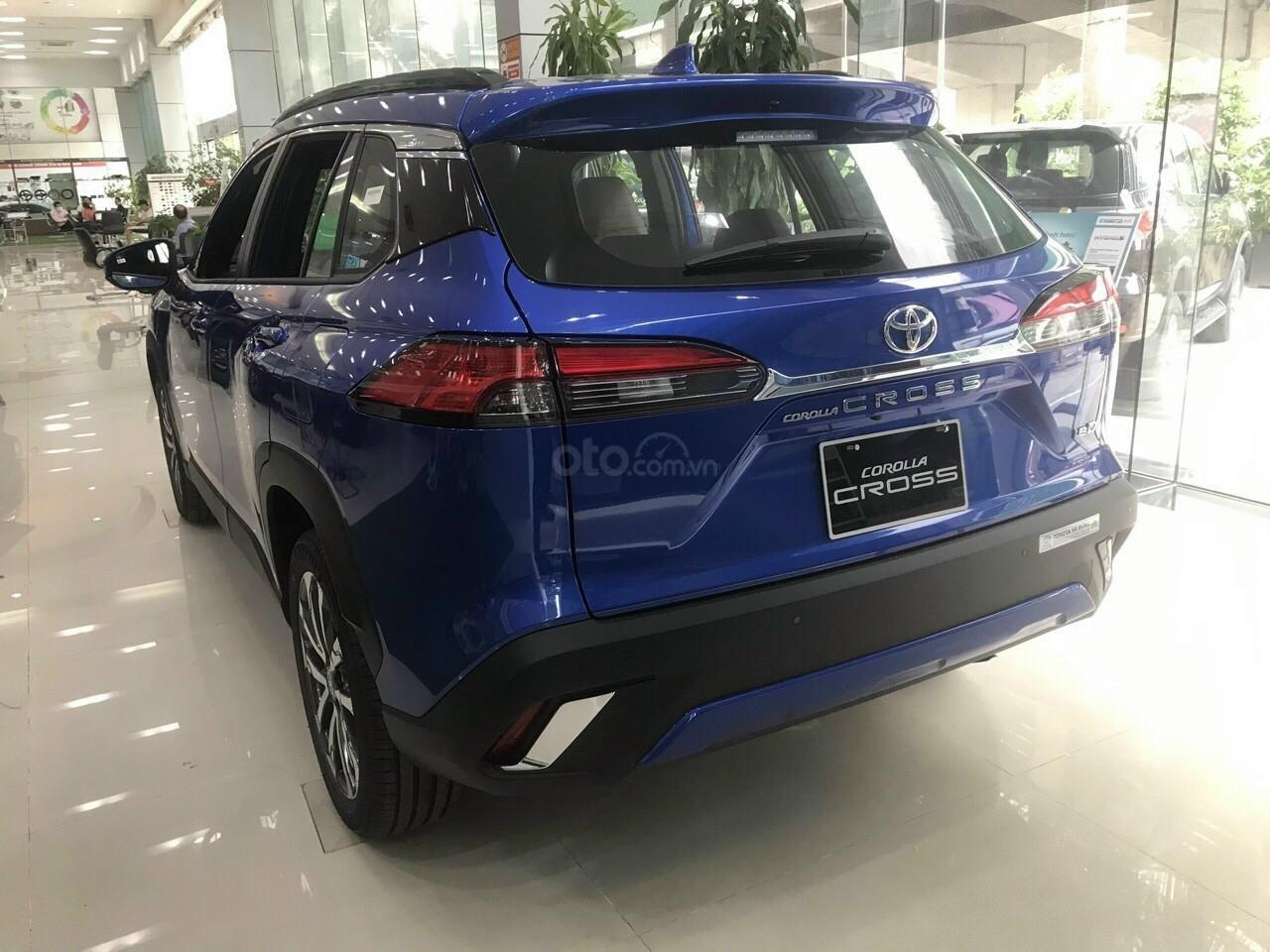 Toyota Cross 1.8V CVT 2020, sang trọng, đẳng cấp (4)