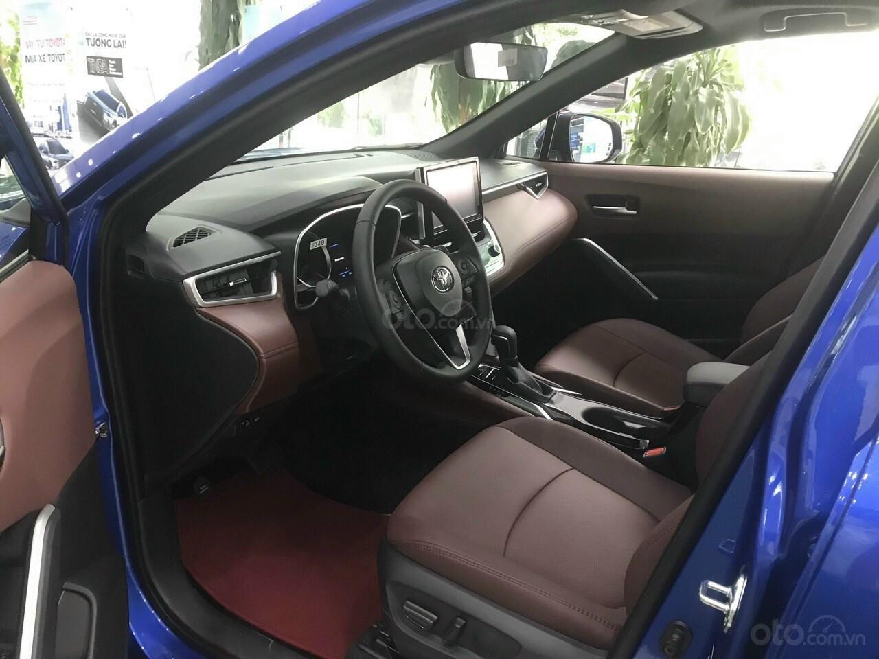 Toyota Cross 1.8V CVT 2020, sang trọng, đẳng cấp (7)