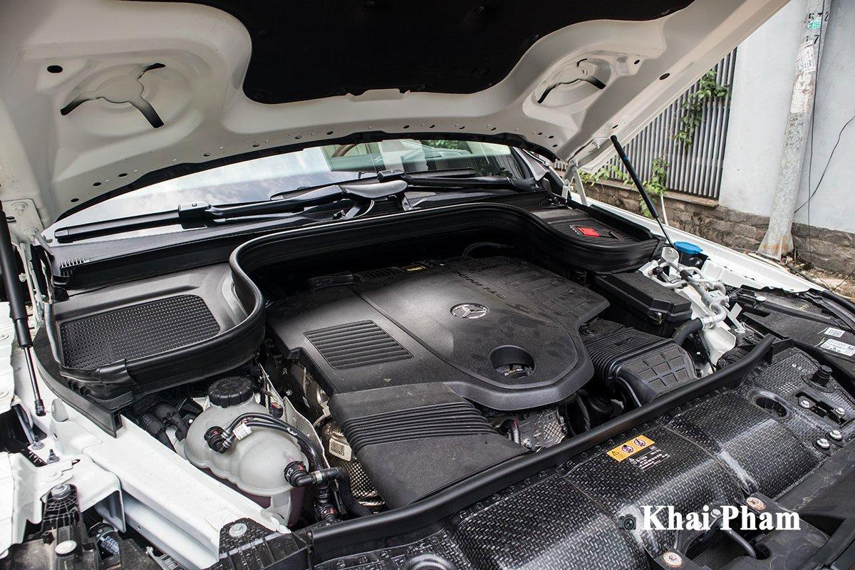 Ảnh Động cơ xe Mercedes-Benz GLS450 4Matic 2020
