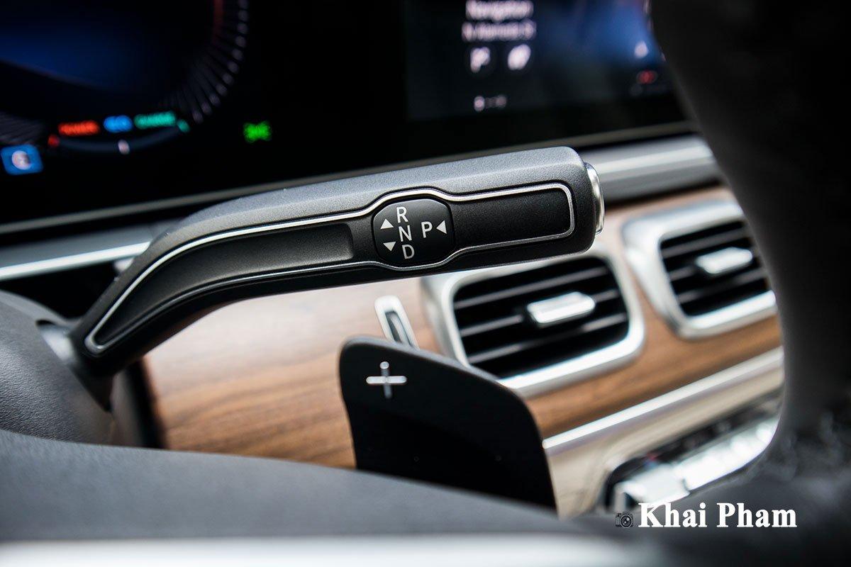 Ảnh Lẫy chuyển số xe Mercedes-Benz GLS450 4Matic 2020