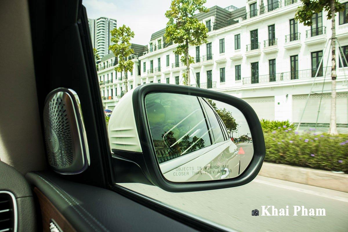 Ảnh Cảnh báo điểm mù xe Mercedes-Benz GLS450 4Matic 2020 11q
