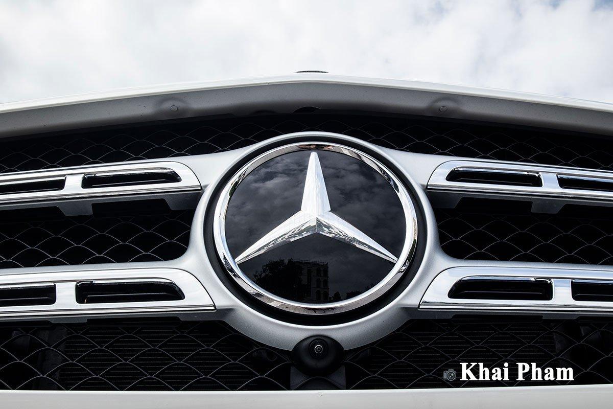Ảnh Camera trước xe Mercedes-Benz GLS450 4Matic 2020