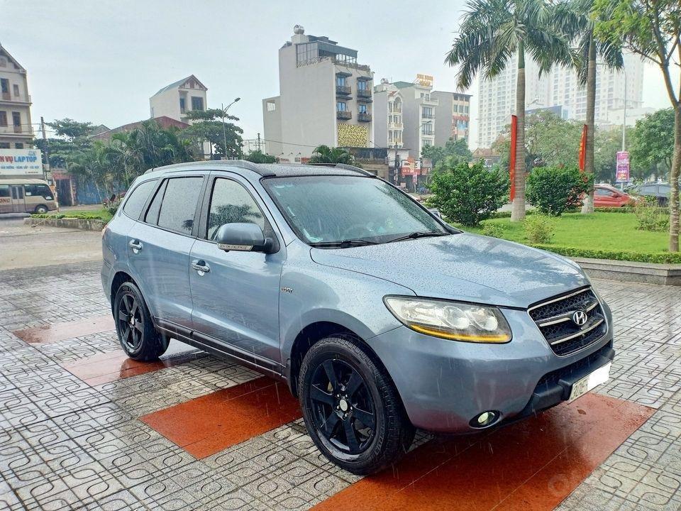 Cần bán xe với giá thấp chiếc Hyundai Santa Fe MLX đăng ký lần đầu 2009 (1)