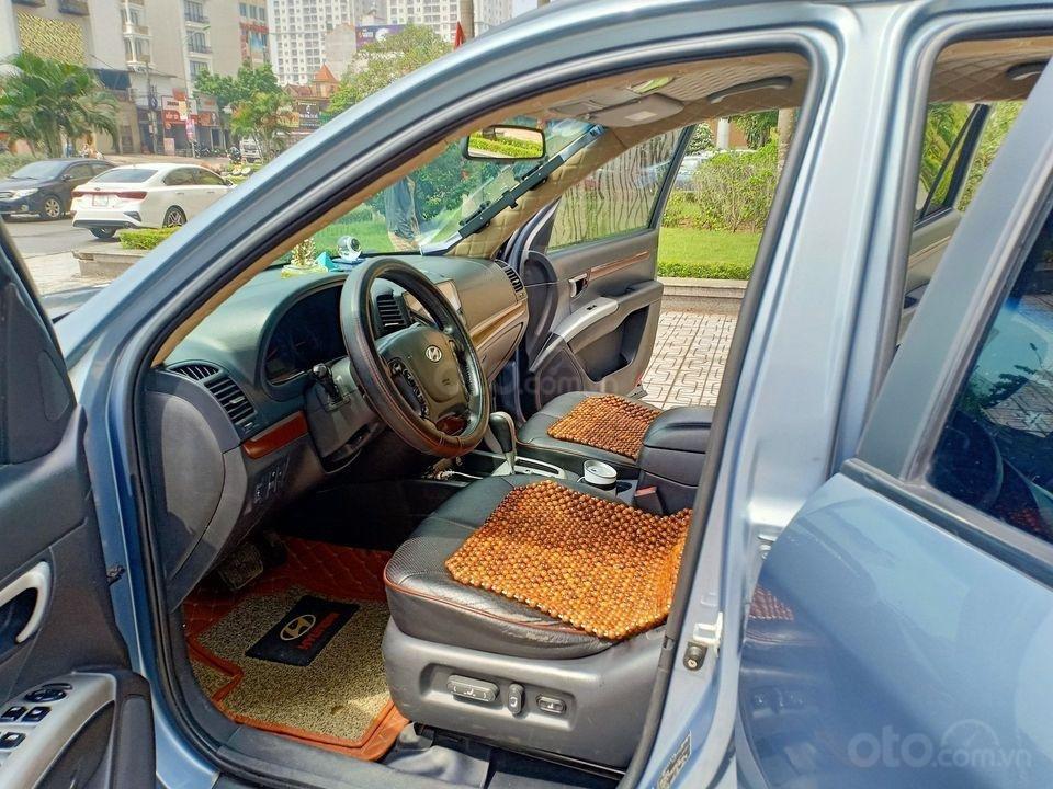 Cần bán xe với giá thấp chiếc Hyundai Santa Fe MLX đăng ký lần đầu 2009 (6)