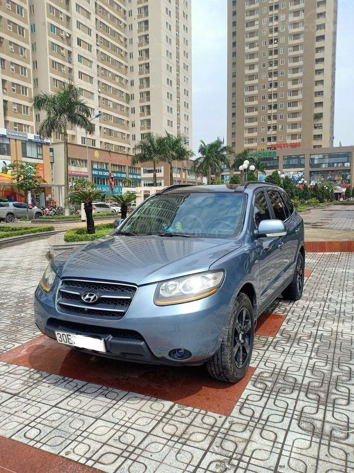 Cần bán xe với giá thấp chiếc Hyundai Santa Fe MLX đăng ký lần đầu 2009 (2)
