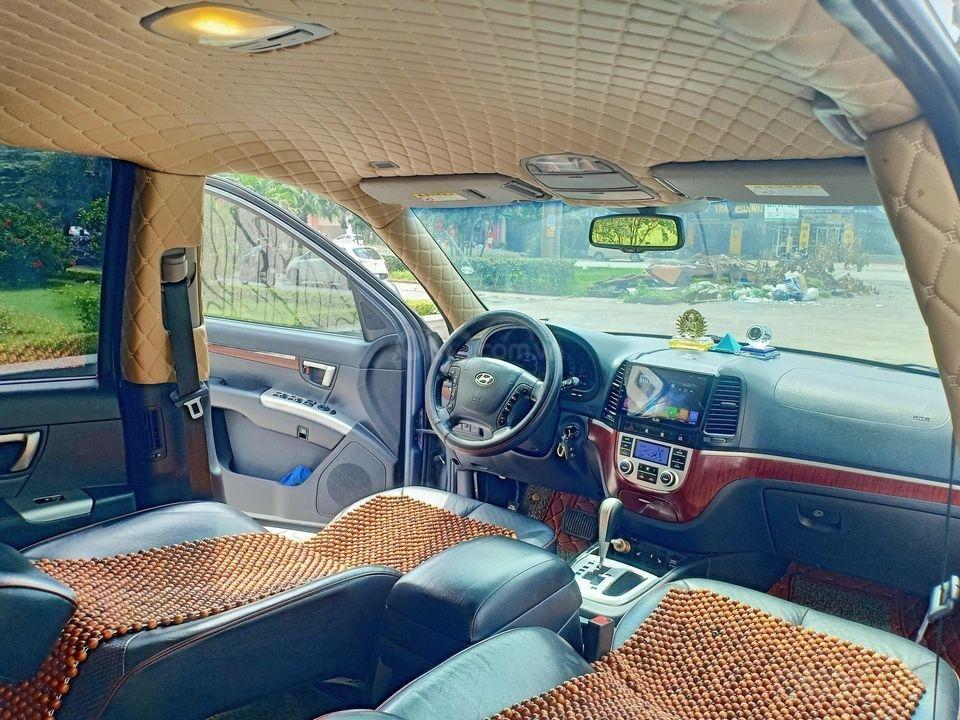 Cần bán xe với giá thấp chiếc Hyundai Santa Fe MLX đăng ký lần đầu 2009 (7)