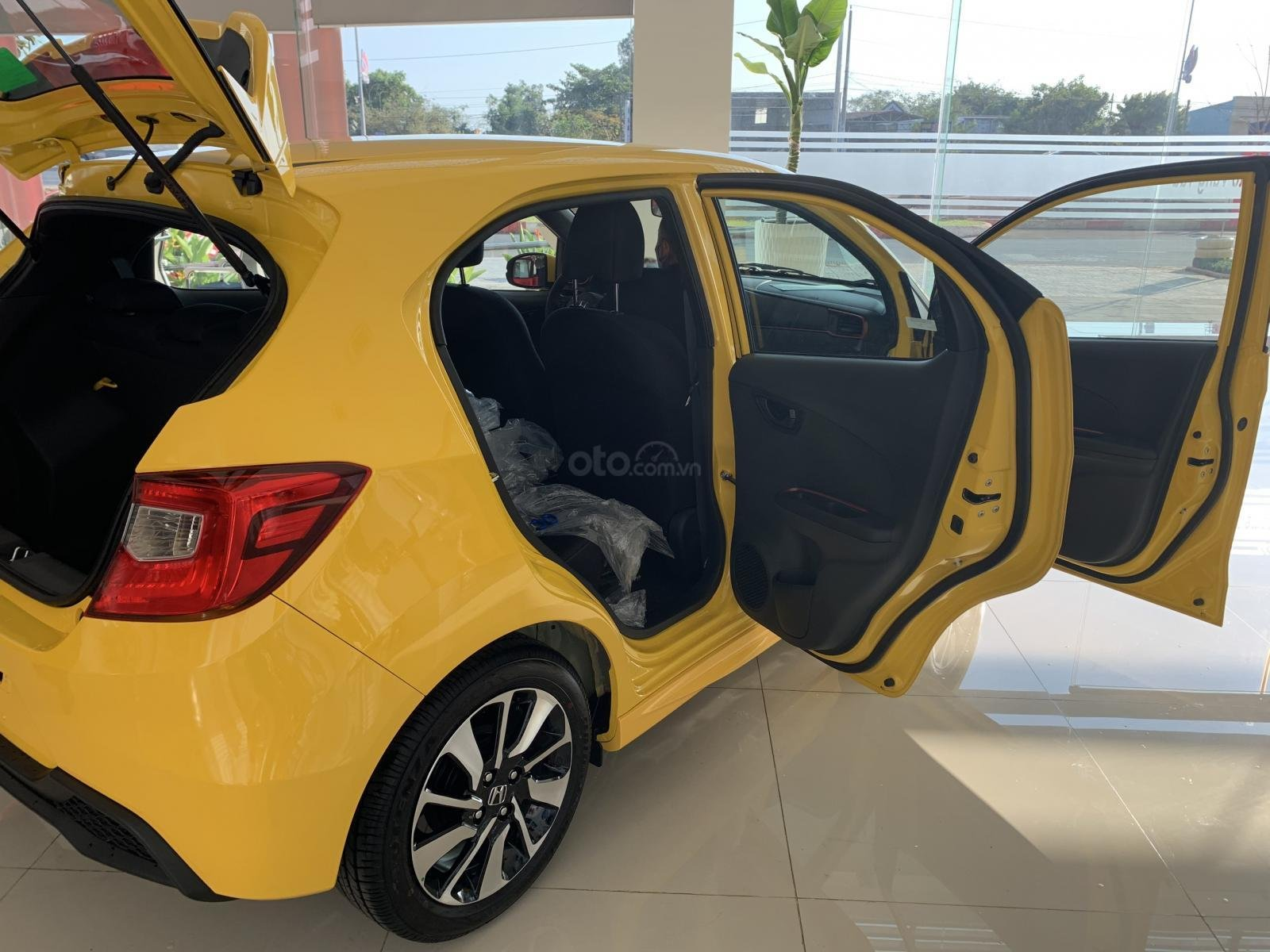 [ Vũng Tàu ] - Honda Brio RS 2020 - thích hợp cho sự gọn gàng (4)