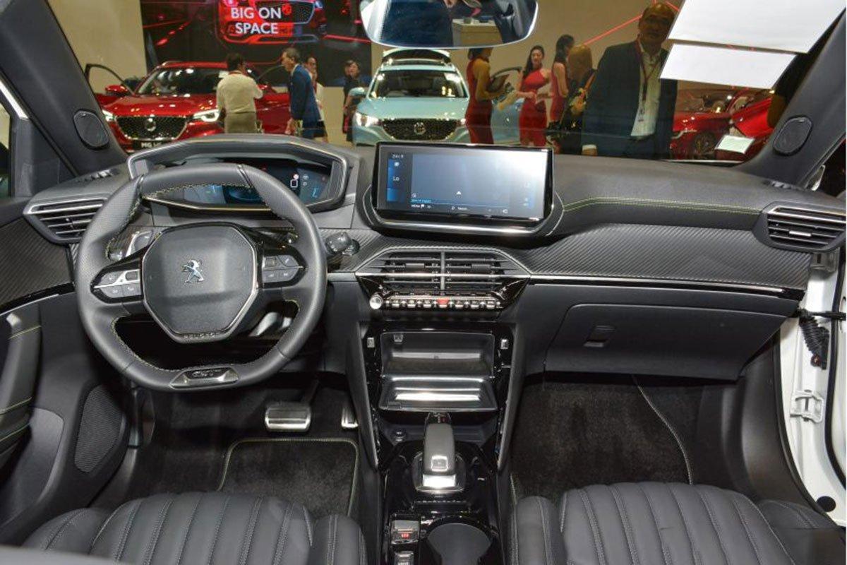 Nội thất Peugeot 2008 - Ảnh 1.