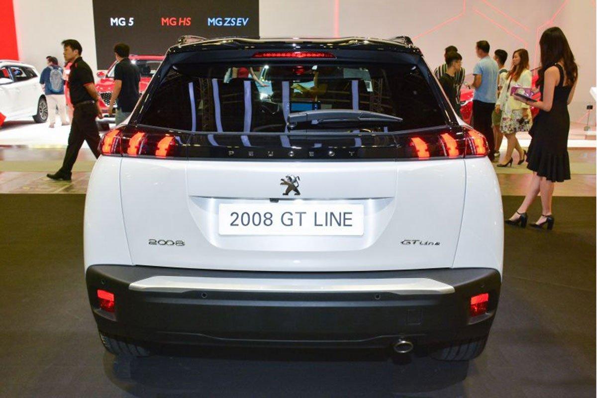 Ngoại thất Peugeot 2008 - Ảnh 6.