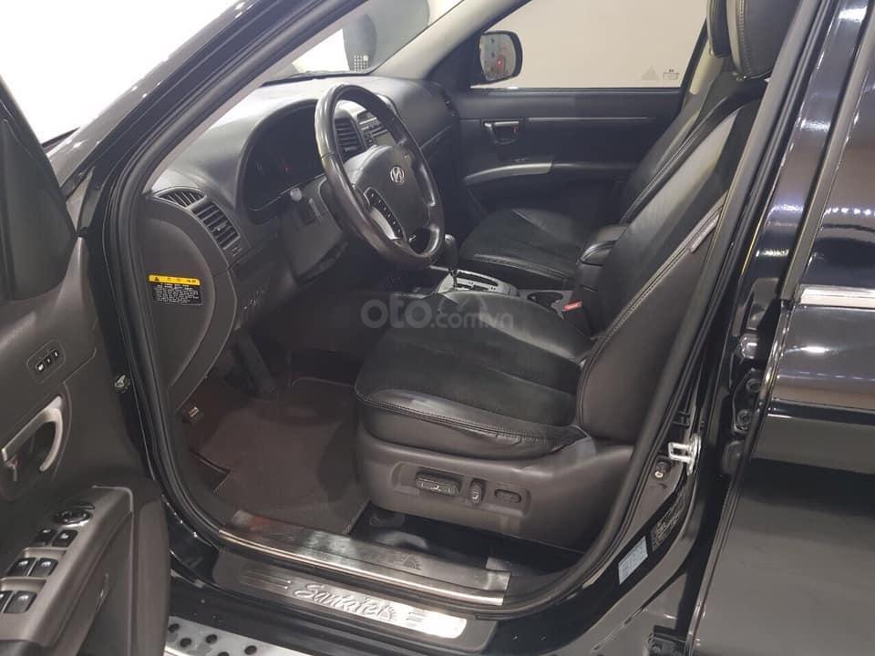 Bán nhanh Hyundai SantaFe 2009, máy dầu, số tự động (4)