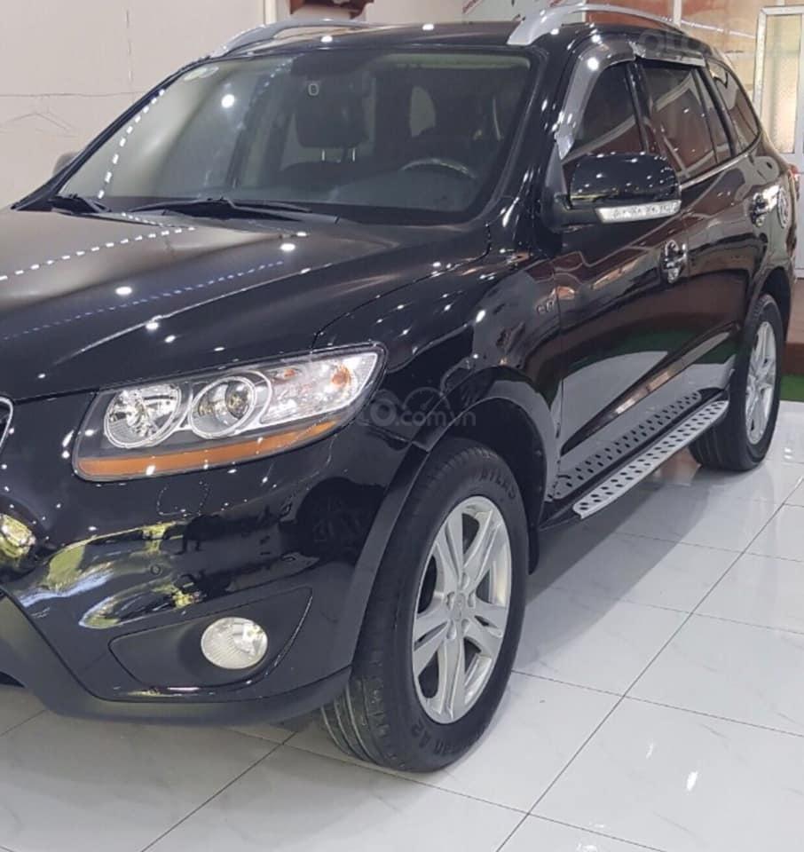 Bán nhanh Hyundai SantaFe 2009, máy dầu, số tự động (1)