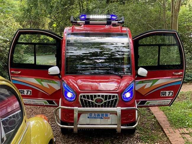 Loạt xe ô tô điện giá rẻ dành cho các 'bà nội trợ' Việt Nam - Ảnh 1.