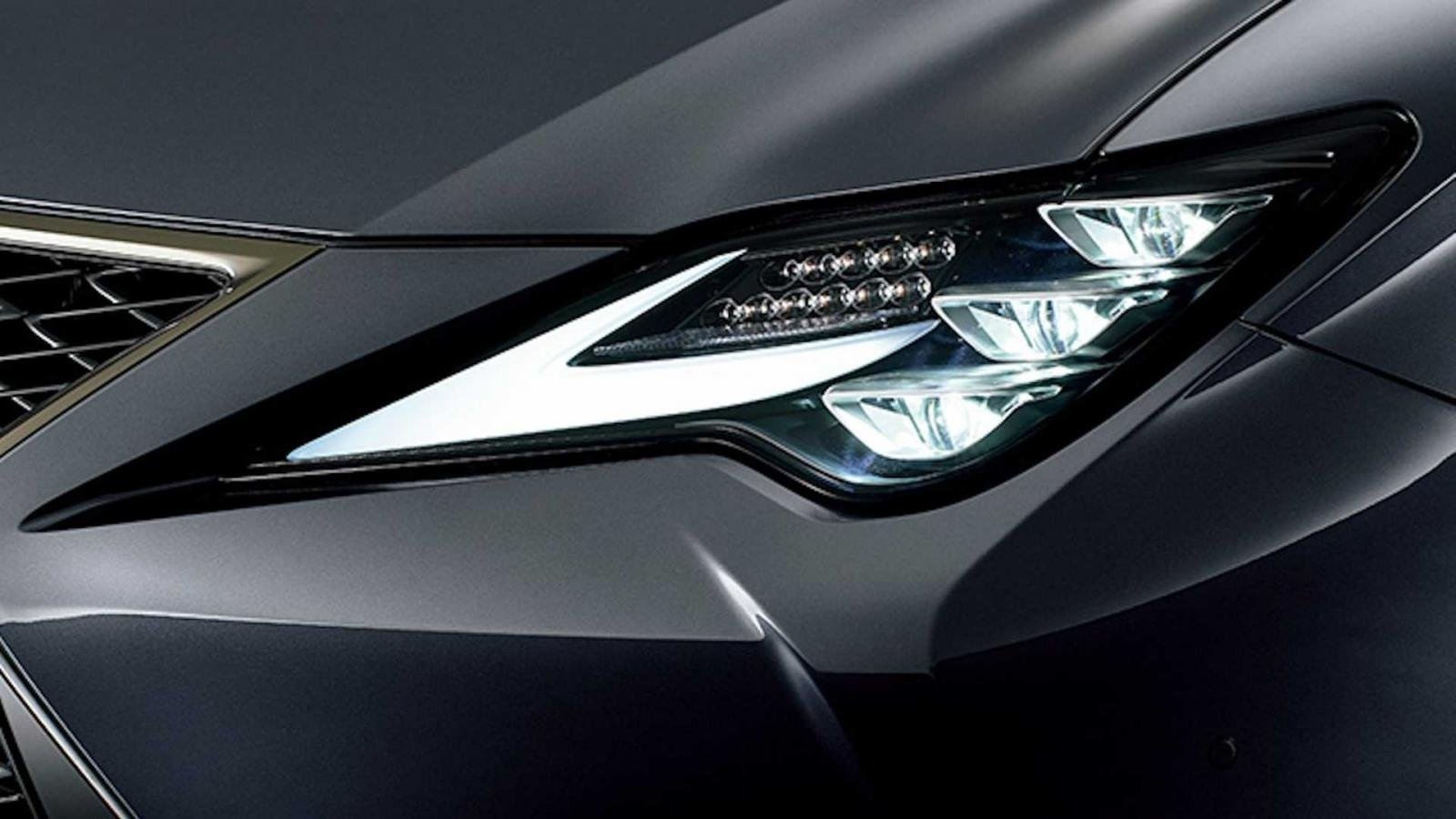 Lexus RC Emotional Ash Edition ngoại thất - 1.