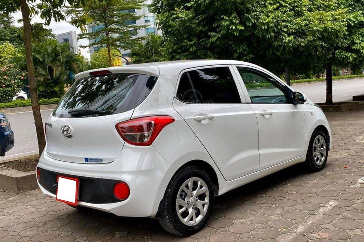 Hyundai Grand i10 2017 nhập khẩu rao bán dưới 300 triệu đồng 1