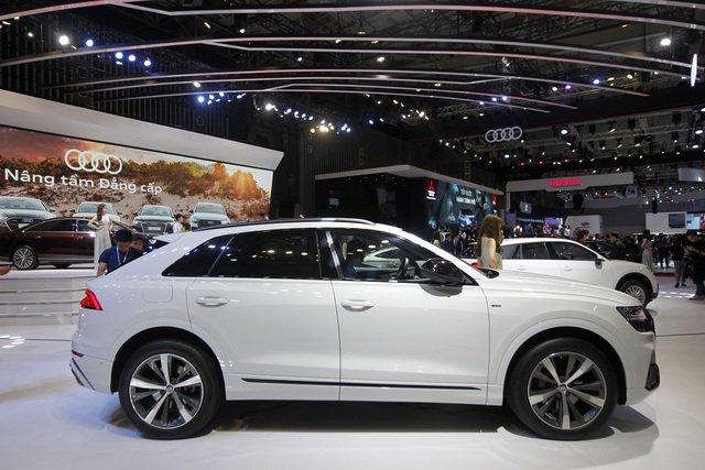 Ngoại thất xe Audi Q8 2021 - Ảnh 1.