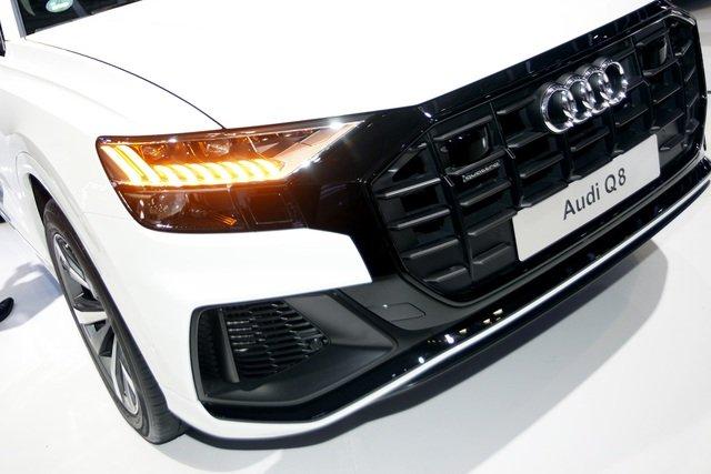 Ngoại thất xe Audi Q8 2021 - Ảnh 3.