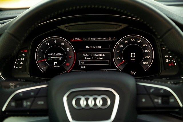 Ngoại thất xe Audi Q8 2021 - Ảnh 5.